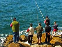 Fishermans Stock Photography
