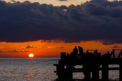 Fishermans Стоковое фото RF