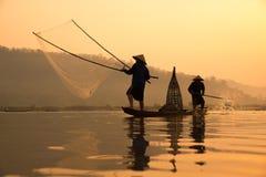 Fishermans Стоковая Фотография
