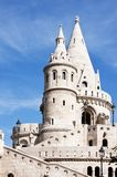 Fishermans bastion zdjęcia stock