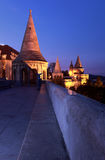 Fishermans bastion in Budapest Royalty Free Stock Photos