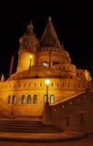 Fishermans bastion castle, budapest Stock Photo