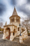 Fishermans Bastion Tower, Budapest Royalty Free Stock Photography