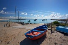 Fishermans Boat Royalty Free Stock Image