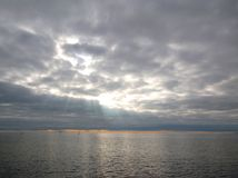 Fishermans-Bucht, Süd-Australien Lizenzfreie Stockfotos