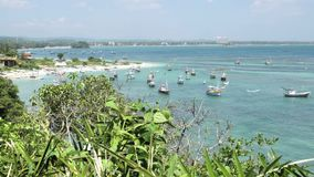 Fishermans-Bucht Sri Lanka stock video