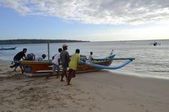 Fishermans Royalty Free Stock Photo