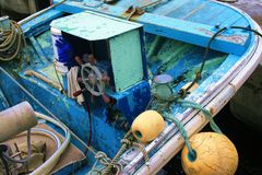 Fishermans-Kai Lizenzfreie Stockbilder