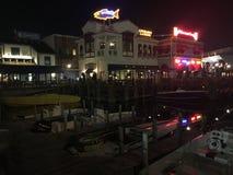 Fishermans-Kai bei Universal Studios Orlando lizenzfreie stockfotografie