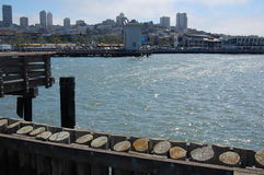 Fishermans-Kai San francisco3 Lizenzfreies Stockfoto