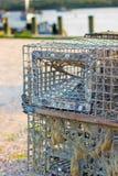 Fishermans Trap Stock Image