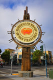 Fishermans Wharf royalty free stock photography