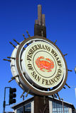 Fishermans Wharf royalty free stock photo