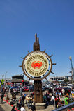 Fishermans Wharf Stock Photos