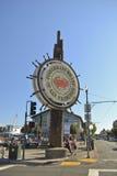 Fishermans Wharf. Fisherman's Wharf sign, San Francisco, California Royalty Free Stock Photo