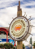 Fishermans Wharf of San Francisco Royalty Free Stock Photos