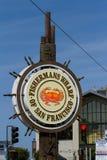 Fishermans Wharf Stock Image