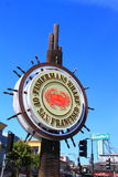 Fishermans Wharf Royalty Free Stock Images