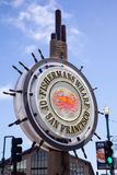 Fishermans Wharf, San Francisco Stock Photos