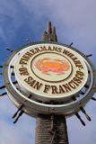 Fishermans Wharf in San Francisco Stock Photos