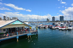 Fishermans Wharf Tavern Gold Coast Queensland Australia Royalty Free Stock Images
