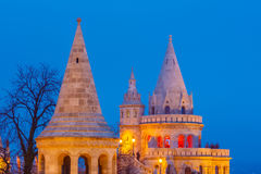 Fishermen Bastion in Budapest Royalty Free Stock Image