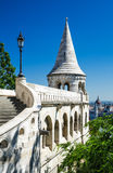 Fishermen Bastion, Budapest, Hungary Stock Image