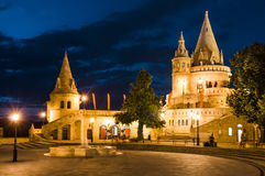 Fishermen Bastion, Budapest, Hungary Stock Photography