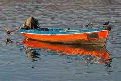 Fishermen boat Stock Photography