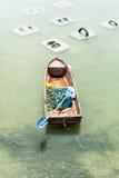 Fishermen boat Stock Image