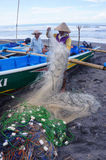 Fishermen Royalty Free Stock Image
