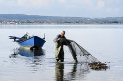 Fishermen Stock Photo