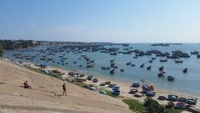 Fishermen haven Royalty Free Stock Image