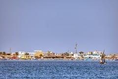 Fishermen in karkennah. Fishermen in the tunisian island of karkennah Stock Photography