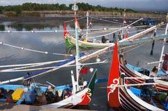 Fishermen Stock Photography