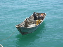 Fishermen of the Mauritania Royalty Free Stock Photos
