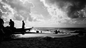Fishermen. Royalty Free Stock Photos