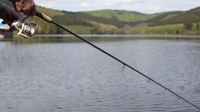 A fishermen Stock Images
