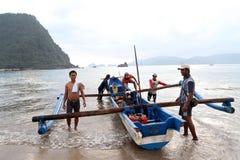 Fishermen Royalty Free Stock Photos