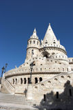 Fishermen's Bastion Royalty Free Stock Images