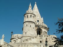 Fishermen's Bastion on Buda Hill Royalty Free Stock Photography