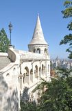 Fishermen`s Bastion,Budapest,Hungary Royalty Free Stock Image