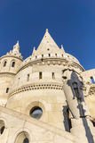 Fishermen s Bastion, Budapest, Hungary Royalty Free Stock Images