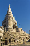 Fishermen's Bastion, Budapest, Hungary Stock Image