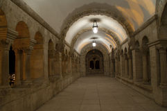 Fishermen's bastion, Budapest, Hungary Royalty Free Stock Photos