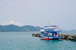 Fishermens Boat Stock Photo