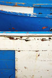 Fishermen's boat Royalty Free Stock Images