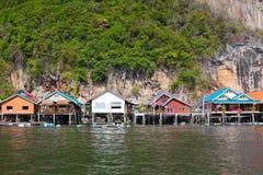 Fishermen's Village Royalty Free Stock Photo