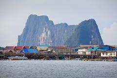 Fishermen's Village Stock Photography
