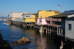 Fishermen's Wharf Stock Photos